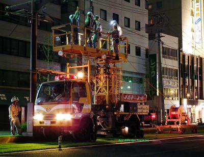 Kagoshima_shiden_midnight
